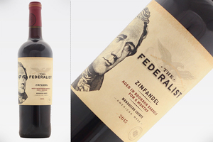THE FEDERALIST ZINFANDEL 2015