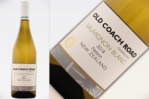 OLD COACH ROAD SAUVIGNON BLANC 2018