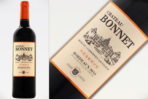 CHATEAU BONNET BORDEAUX RESERVE 2015