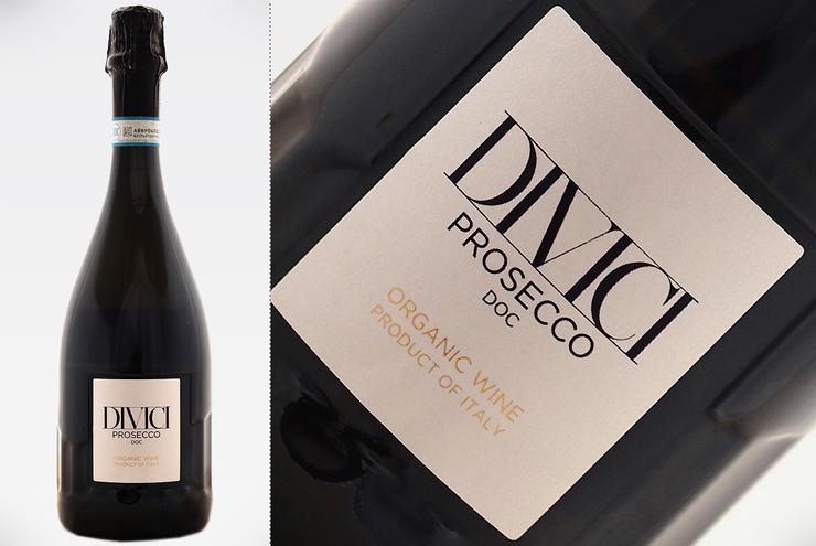 DIVICI PROSECCO ORGANIC WINE
