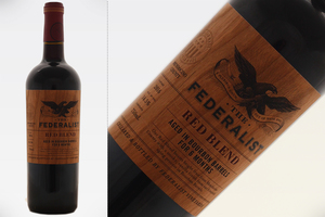 THE FEDERALIST RED BLEND Federalist Vineyards