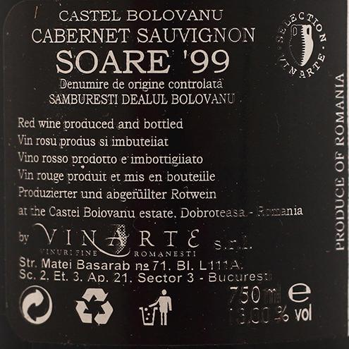 SOARE 1999