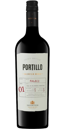PORTILLO MALBEC 2019 - Salentein