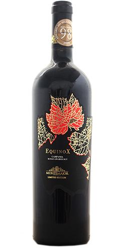 EQUINOX AGLIANICO ROSSO AMABILE 2017 - Montemajor