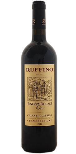 RISERVA DUCALE ORO CHIANTI CLASSICO DOCG 2012 - Ruffino