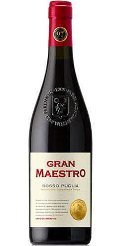 GRAN MAESTRO ROSSO PUGLIA 2019 - Gran Maestro
