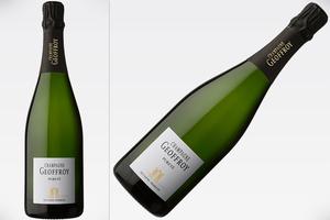 CHAMPAGNE PURETE Champagne Rene Geoffroy