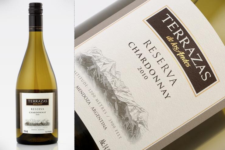Terrazas Reserva Chardonnay 2010 Moet Hennessy Wines