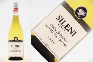 SILENI CELLAR SELECTION SAUVIGNON BLANC 2016