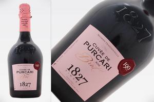 CUVEE DE PURCARI BRUT ROSE