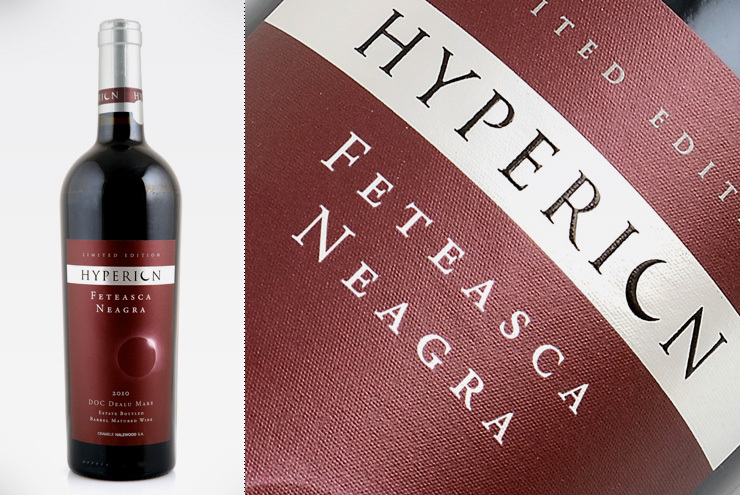 HYPERION FETEASCA NEAGRA 2010